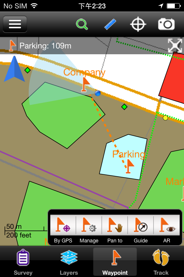 Smart Mapping SuperSurv