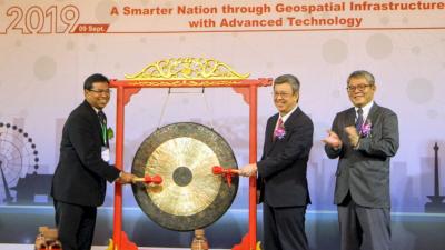 南洋北流測繪結盟,印尼測量顧問公司大量採購我國GIS軟體