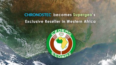 Chronostec Becomes Supergeo's Exclusive Reseller in Western Africa
