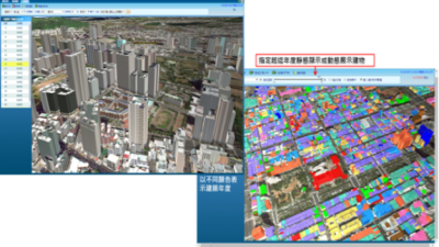 Create your 2D Maps and 3D scenes with Ease by Appling New SuperGIS Server 3D Extension!