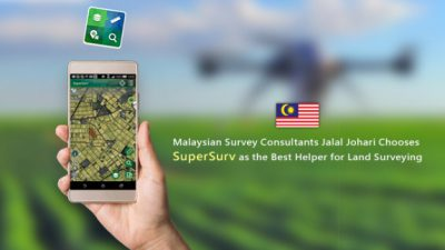 Malaysian Survey Consultants Jalal Johari Chooses SuperSurv as the Best Helper for Land Surveying