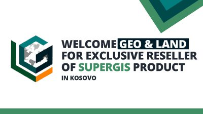 Supergeo is coming to Eastern Europe! Announcing new partnership with Kosovo's Geo & Land!